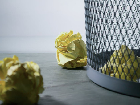 The Personal Waste Audit