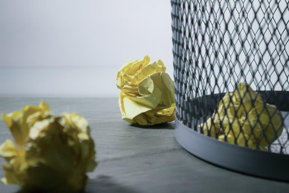 Trash basket