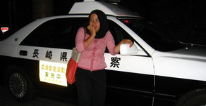 The Time I Was Arrested in Japan and the Police Served Me Green Tea