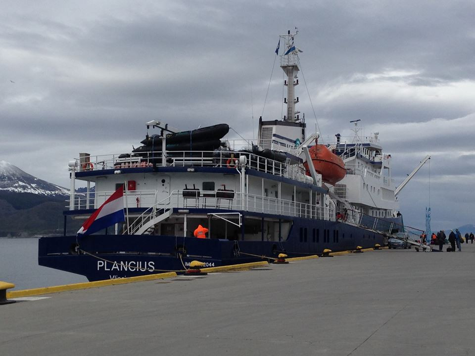 Plancius Ship