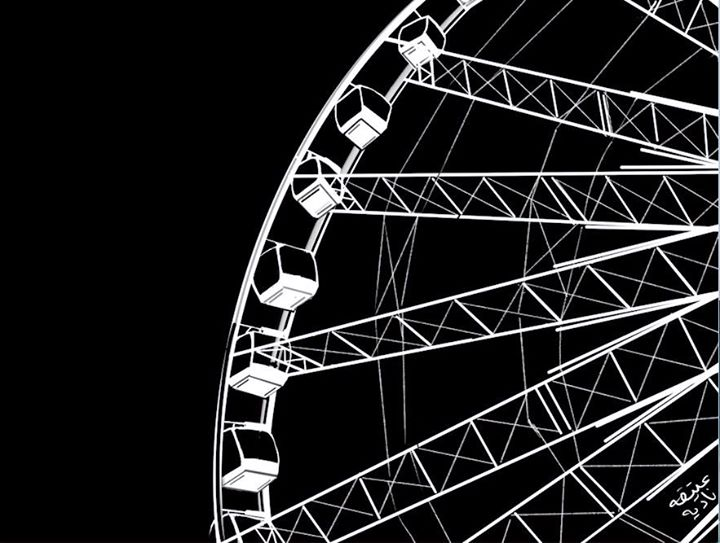 ANZ Studio Ferris wheel