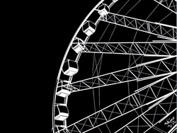 ANZ Studio Ferris wheel