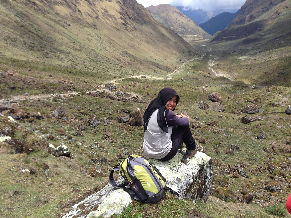 Salkantay Trek view