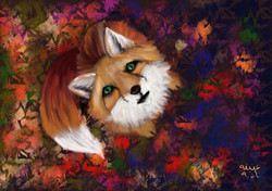 ANZ Studio Autumn Fox