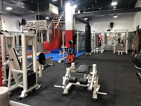 power lifting room 2