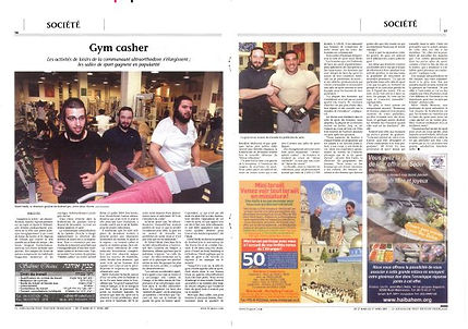french jerusalem post
