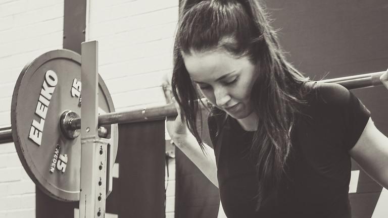 RealFITT Novice Powerlifting Competition