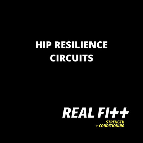 Hip Resilience Circuits