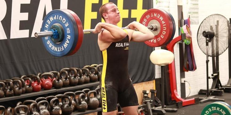 RealFITT Novice Weightlifting Workshop