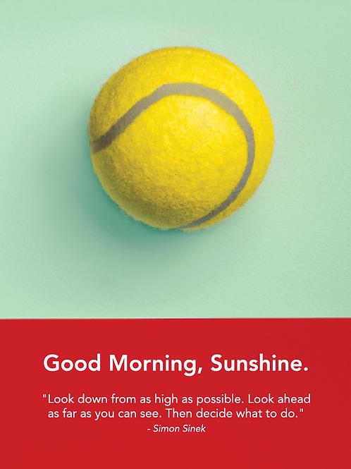 Sunshine Poster #6