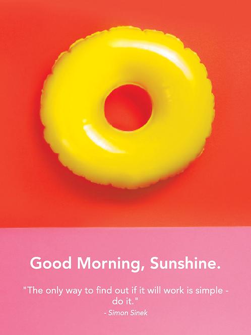 Sunshine Poster #1