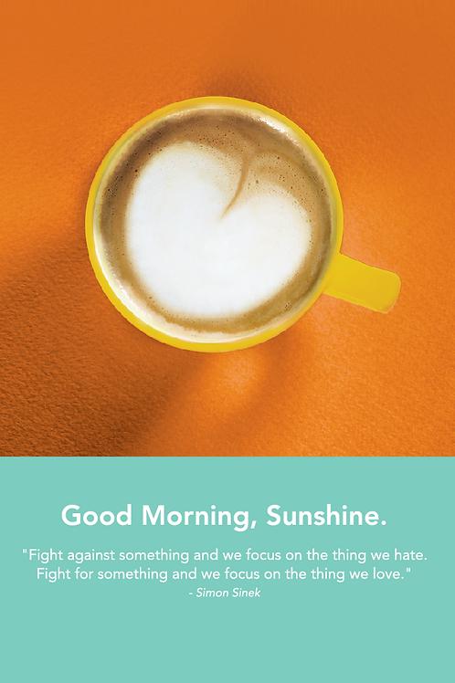 Sunshine Poster #7