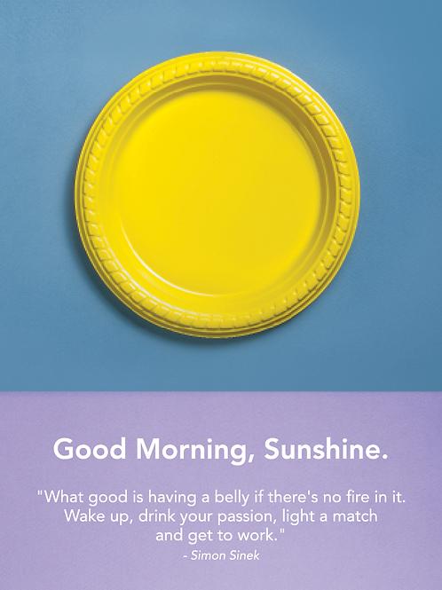 Sunshine Poster #4