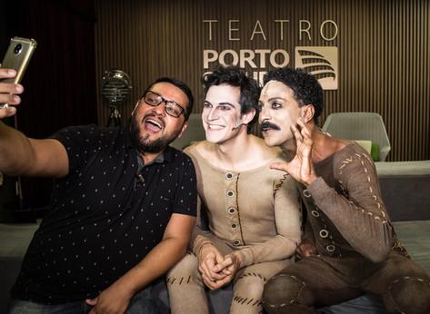 O mistério de Irma Vap - Teatro Porto Seguro