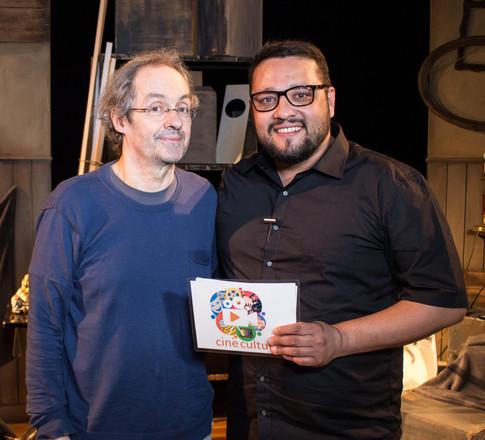 O Inoportuno - Teatro Raul Cortez