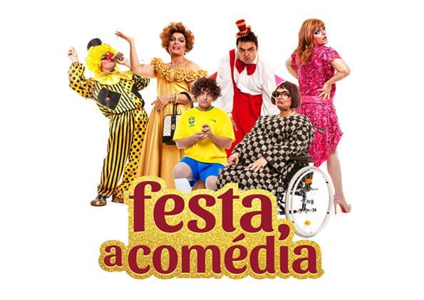 Festa, a comédia