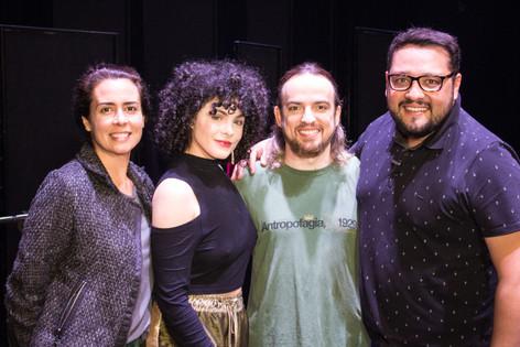 As Atrizes - Teatro Opus SP