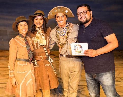 As cangaceiras - Teatro do Sesi - SP