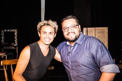 Br Trans com Silvero Pereira