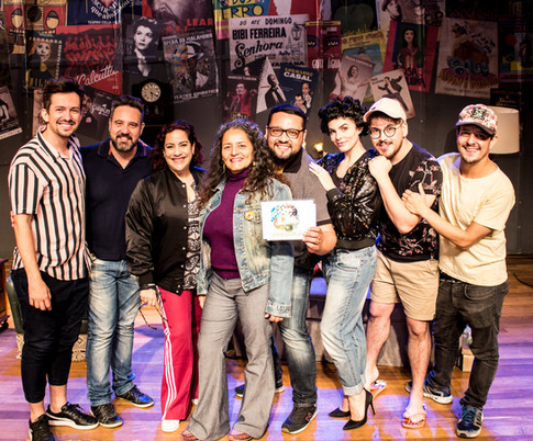 Forever Young - Teatro Raul Cortez