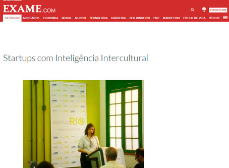 Startups com Inteligência Intercultural