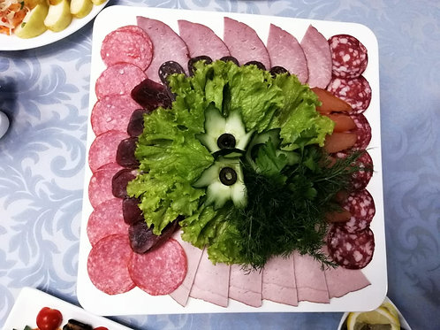 Колбасная нарезка
