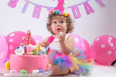 Cakes_Holidays_Birthday_Little_girls_534