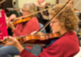 CSP Adult String Instrument Programs