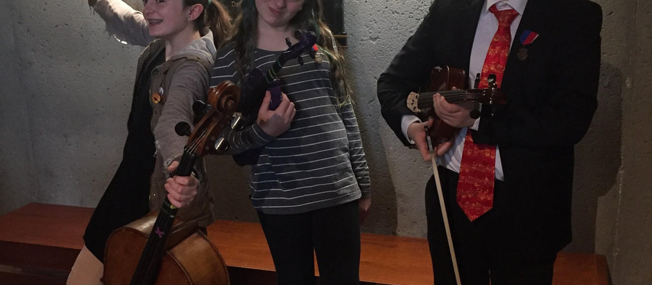 CSP Students Earn Awards at RIMEA Solo and Ensemble Festival