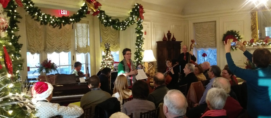 CSP Adult and Youth Orchestra Perform at Blithewold