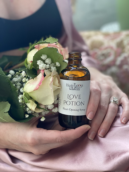 Love Potion Syrup