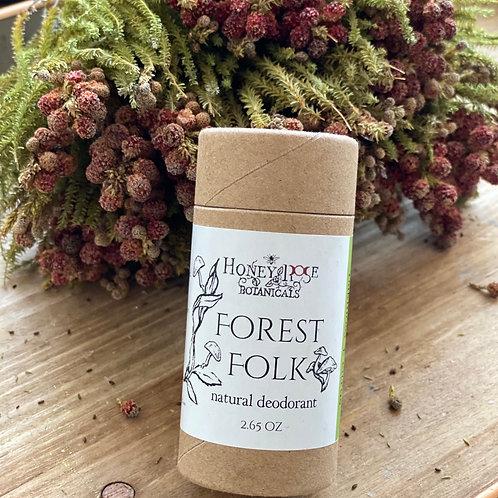 Forest Folk Deodorant