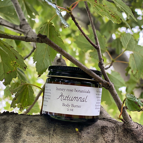 Autumnal Body Butter