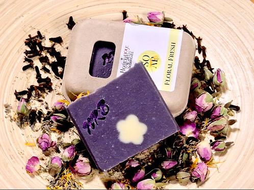 Floral Fresh Soap