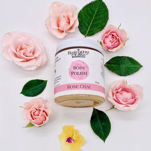 Rose Chai Body Polish
