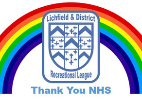 Thank You NHS & Social Care Staff