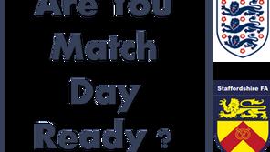 Match Day Ready