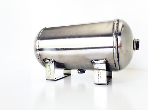Stainless Steel 1Gallon Air Tank