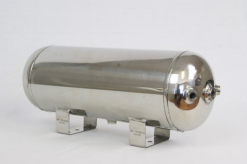 Aluminium polished Air Tank