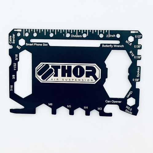Thor Multitool Business Card