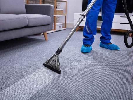Methods and Benefits of Commercial Carpet Cleaning