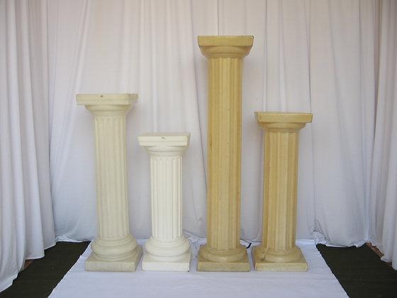 pilastra para fundo altar 1,50m