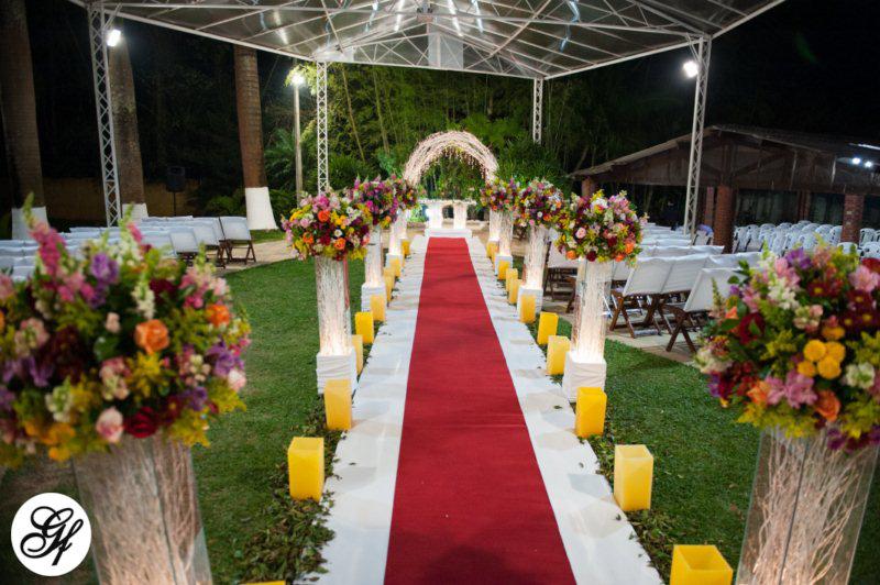 Recanto Beija Flor cerimonia