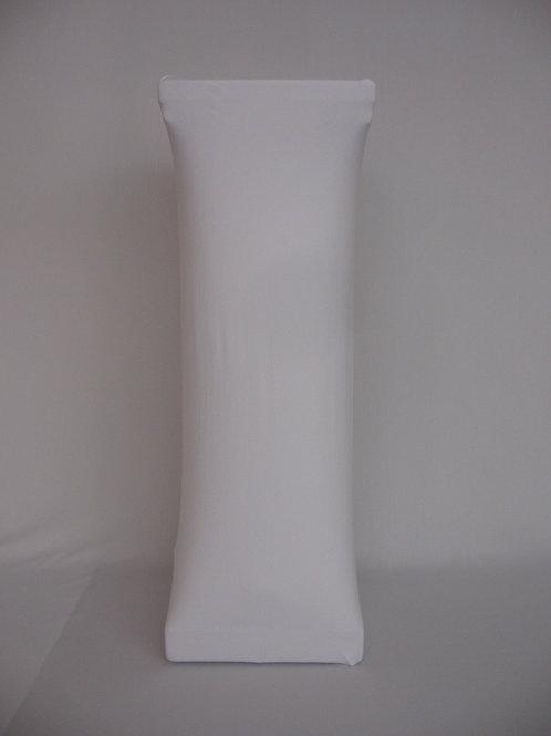 Pilastra Tradicional com Capa e Iluminação