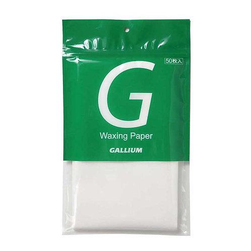 GALLIUM ワクシングペーパー (50枚入)