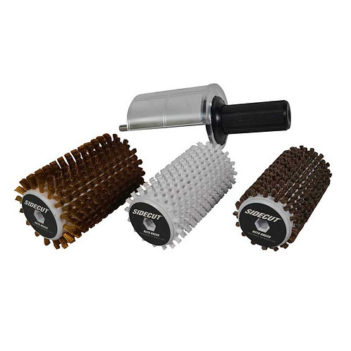 SIDECUT Roto Brush Kit - 120mm 6 piece System