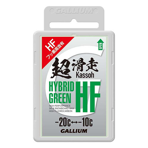 GALLIUM HYBRID HF GREEN (50g)