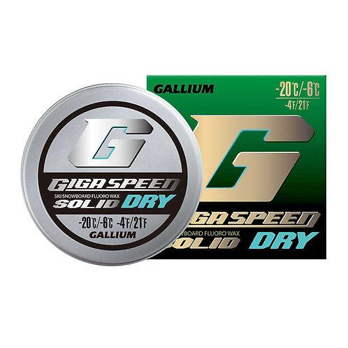 GALLIUM GIGA SPEED SOLID DRY(10g)