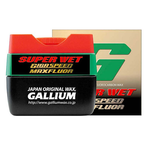 GALLIUM GIGA SPEED Maxfluor SUPER WET(30ml)
