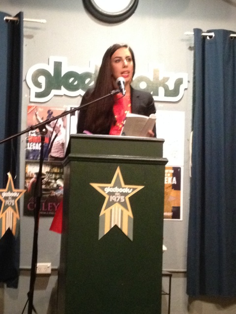 The Hazards launch, Gleebooks